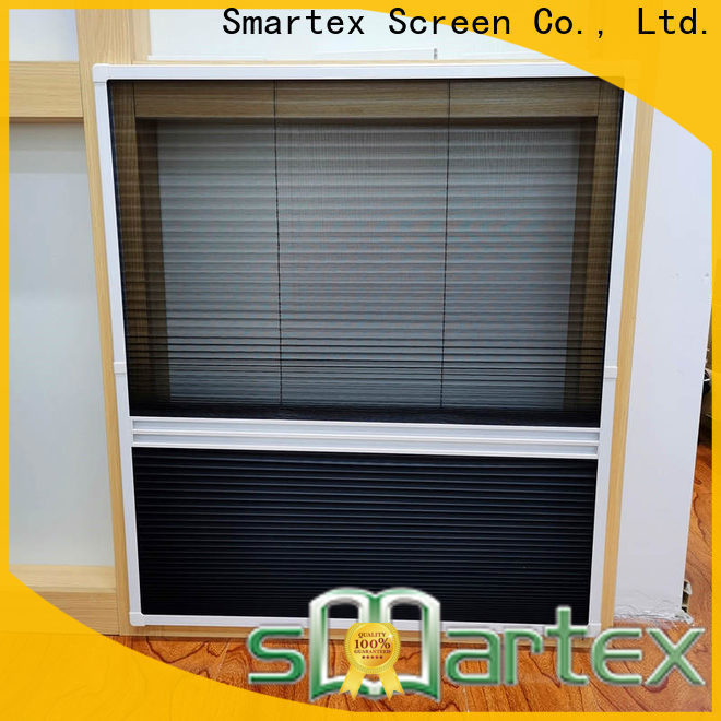 Smartex factory price adjustable insect screen with good price for home depot