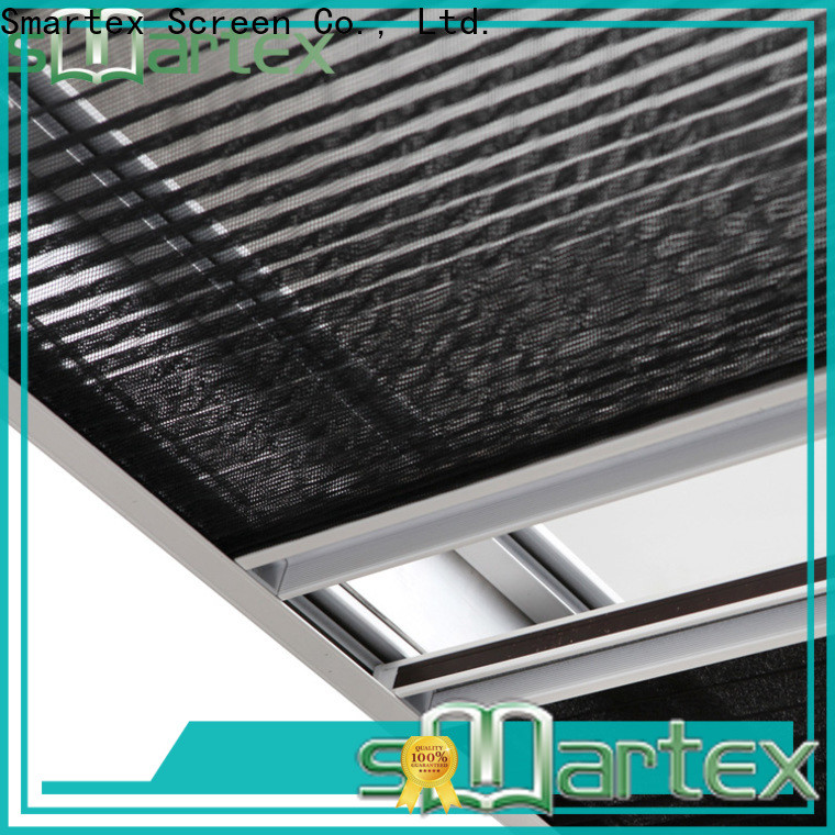 latest pleated screen supplier for preventing insects