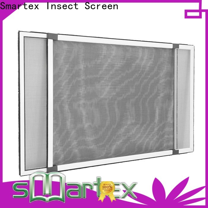 Smartex retractable insect screen door supplier for home use