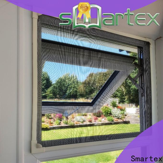 Smartex magnetic bug screen door factory direct supply for comfortable life
