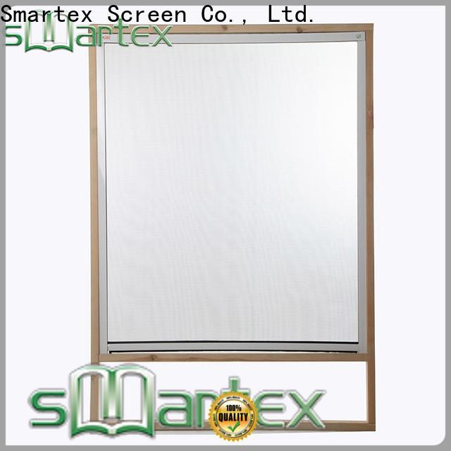Smartex durable fiberglass screen wholesale for home