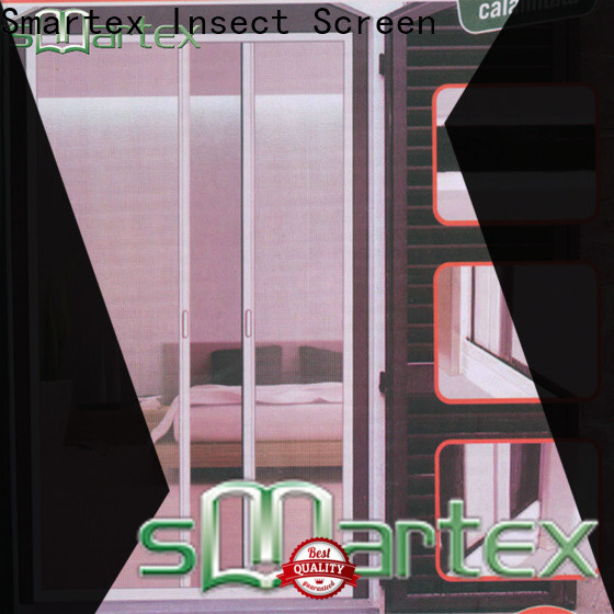 Smartex reliable roll up fly screens for windows suppliers for home