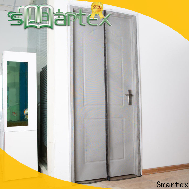 Smartex magnetic fly screen curtain factory direct supply for preventing insects