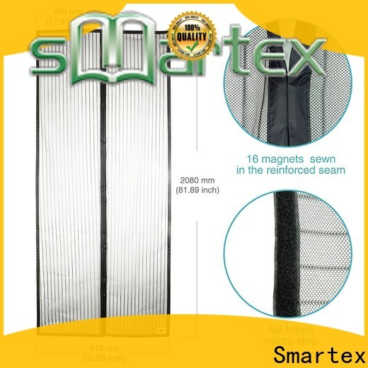 top magnetic bug door screen from China for home use