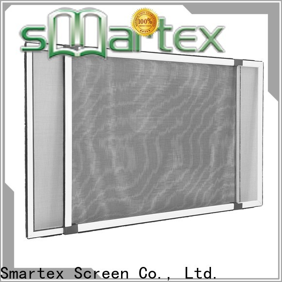 Smartex new aluminium insect screen mesh best manufacturer for home use