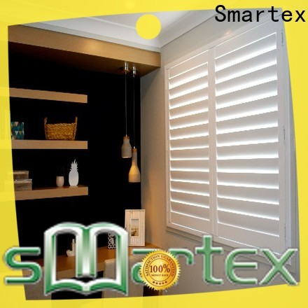 durable custom pvc shutters manufacturer for home use