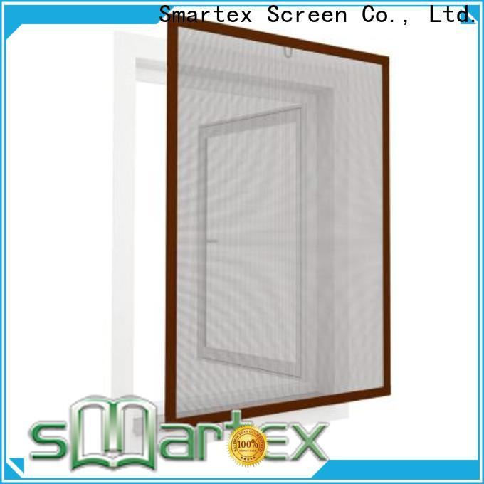 Smartex practical window mesh frame company for home depot