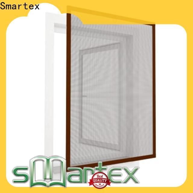 Smartex security screen frame suppliers for home depot