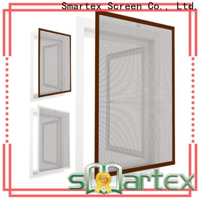 Smartex fly screen frame suppliers for preventing insects