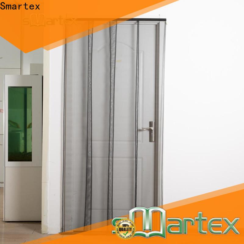Smartex door fly screen curtain manufacturer for comfortable life