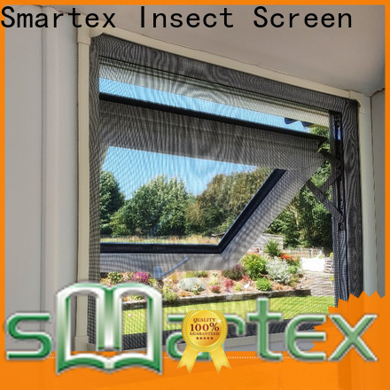 Smartex latest roller mosquito net factory direct supply for home depot