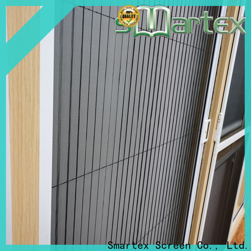 Smartex folding screen door factory for home depot