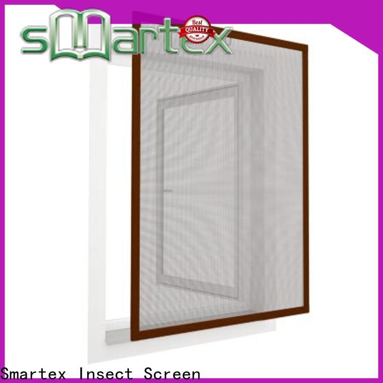 Smartex popular aluminium insect screen frame factory for preventing insects