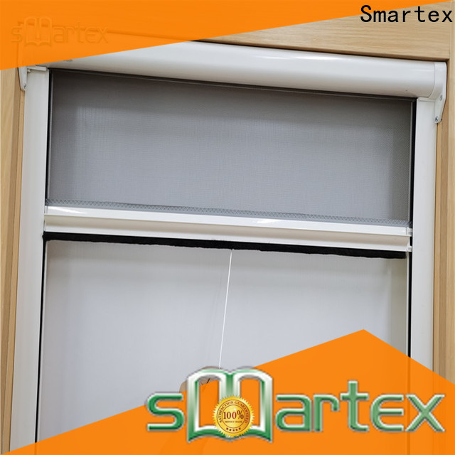 Smartex professional window mesh screen supply for preventing insects