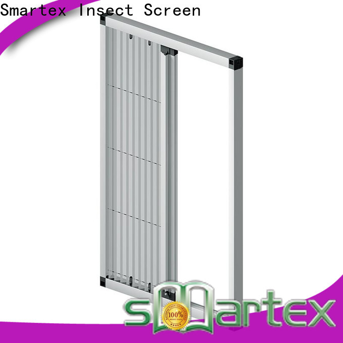 Smartex sliding fly screen door company for preventing insects