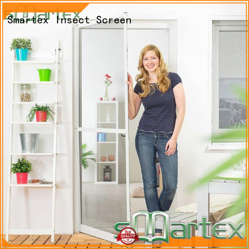 Smartex mosquito nets for doors factory direct supply for home