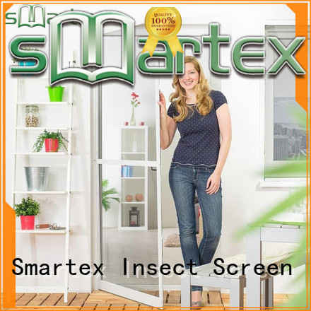 Smartex best value mosquito screen door manufacturer for preventing insects