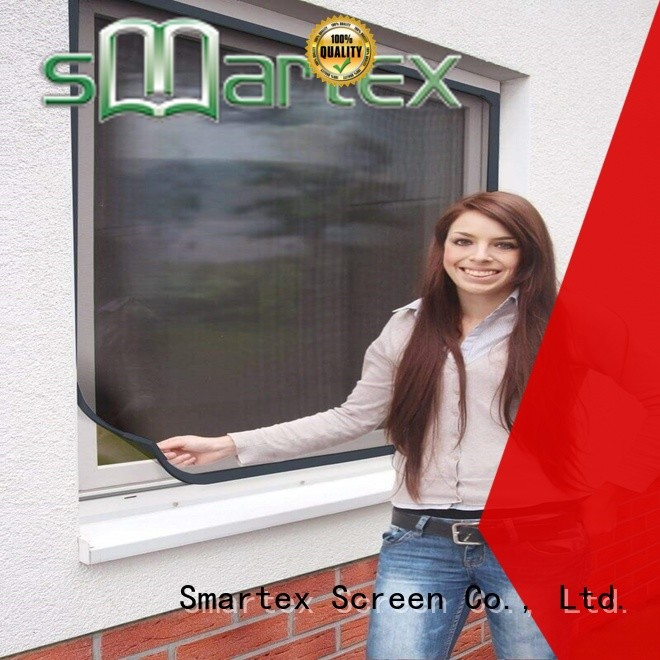 Smartex mosquito nets for windows supply for home depot