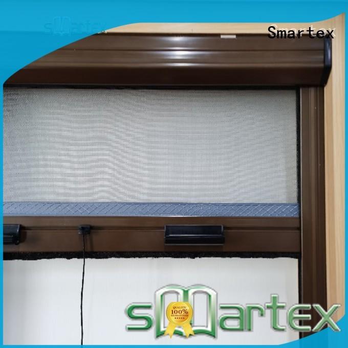Smartex factory price fly screen mesh door series for home depot