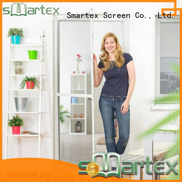 Smartex mosquito nets for doors factory direct supply for preventing insects