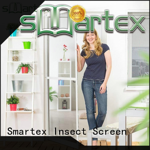 Smartex security fly screen doors supplier for home
