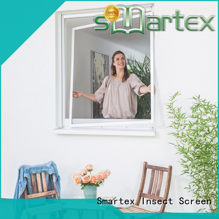 Smartex factory price mosquito net window frame best manufacturer for home