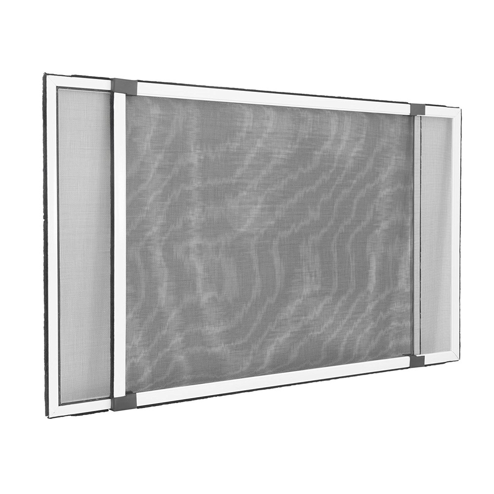 Top Quality Aluminium Sliding Insect Screen Mesh Window With Fiberglass Mosquito Screen