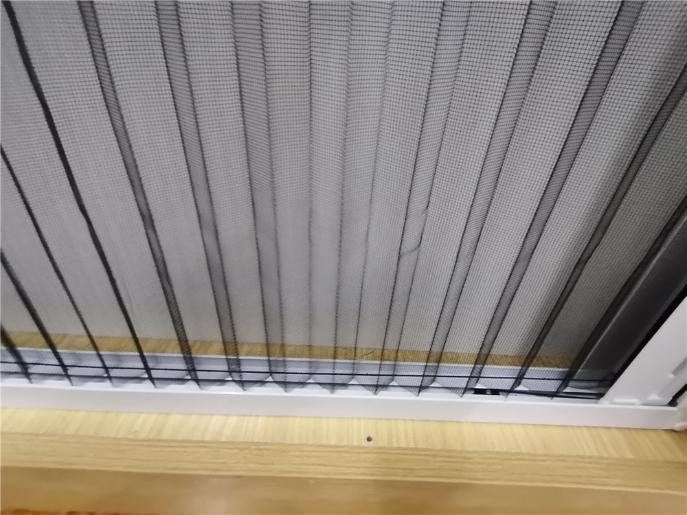 High Quality Pleated fly screen door With Good Price-Smartex