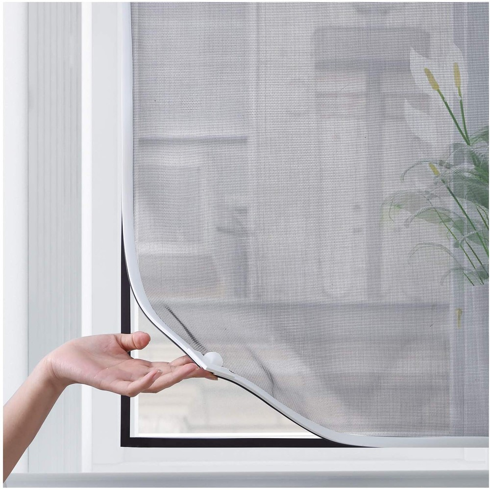 Wholesale DIY Magnetic Window Screen From China-Smartex