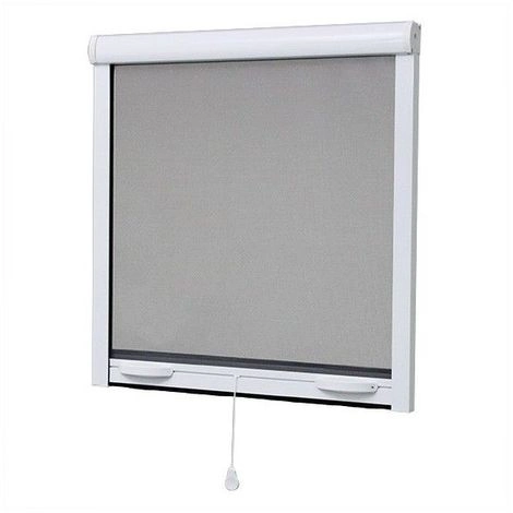CE proved Aluminum Retractable Fly Screen With Good Price-Smartex