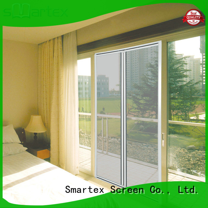 factory price bug off instant screen door wholesale for home