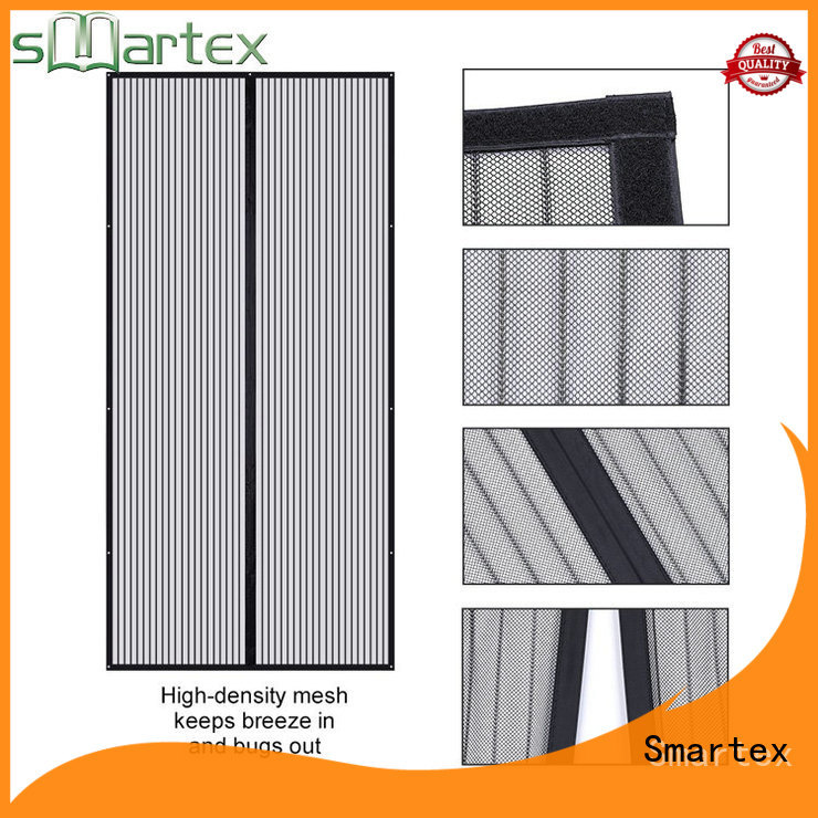 Smartex factory price magnetic mosquito curtains bulk buy for home use