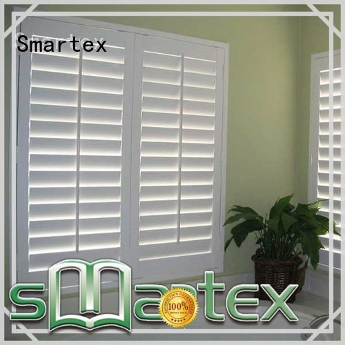 Smartex pvc exterior shutters series for comfortable life