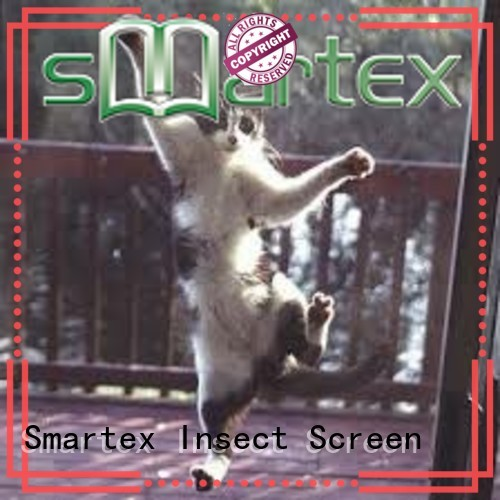 Smartex window fly screen best supplier for home depot
