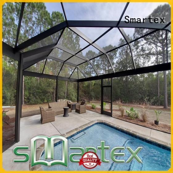 Smartex cheap pool enclosures best manufacturer