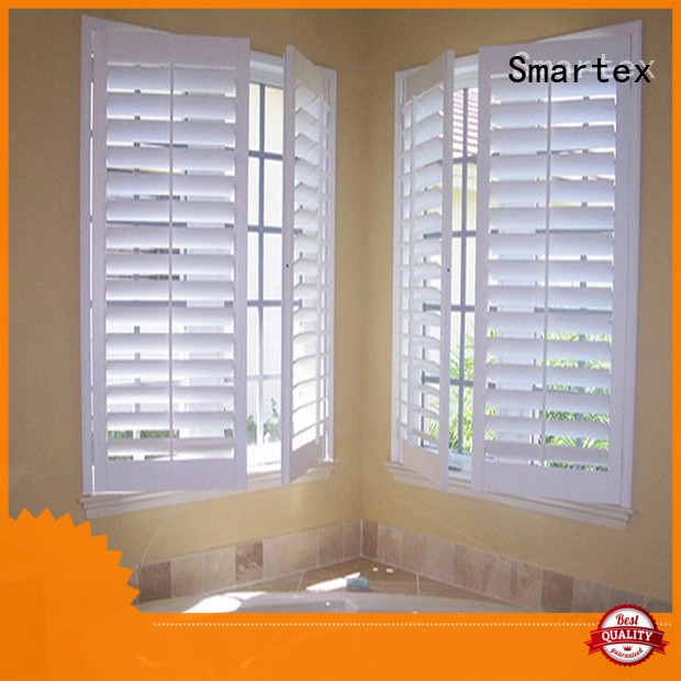 Smartex pvc shutters factory for preventing insects