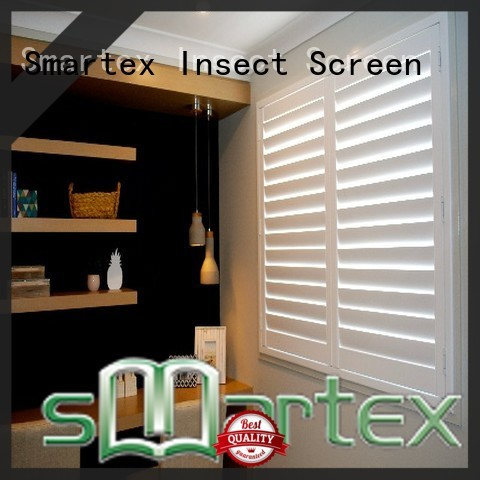 cost-effective pvc exterior shutters supply for comfortable life