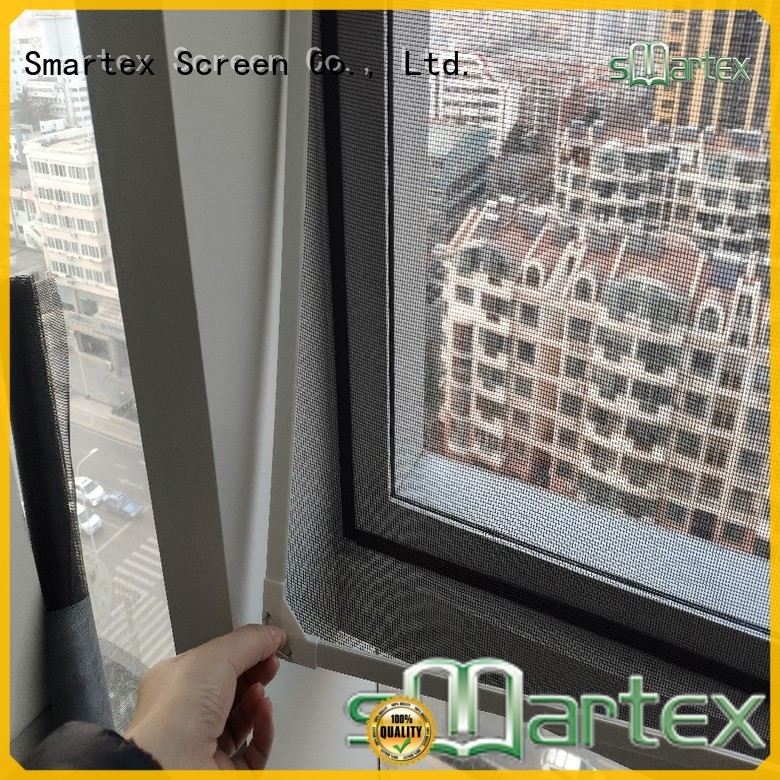 Smartex high-quality magnetic bug screen wholesale for comfortable life