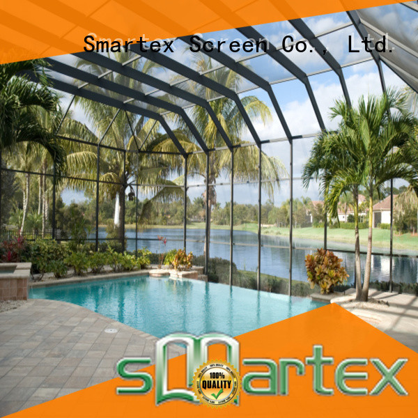 Smartex fly screen mesh for patio doors factory for preventing insects