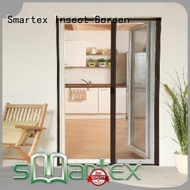 Smartex folding fly screen manufacturer for home