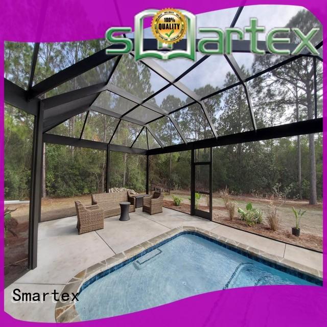Smartex worldwide swimming pool screens company