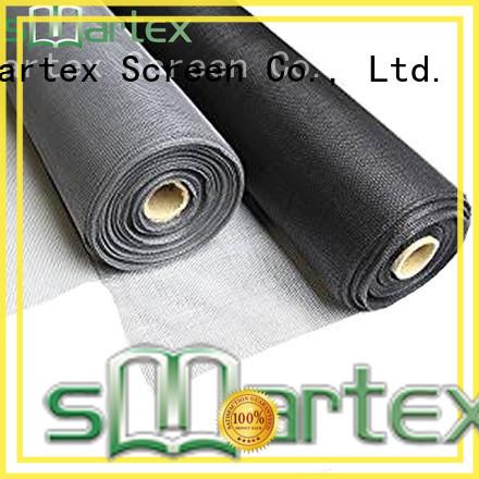 Smartex top quality home depot window screens manufacturer for home depot