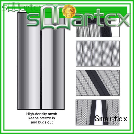 Smartex high quality magnetic insect curtain wholesale for comfortable life