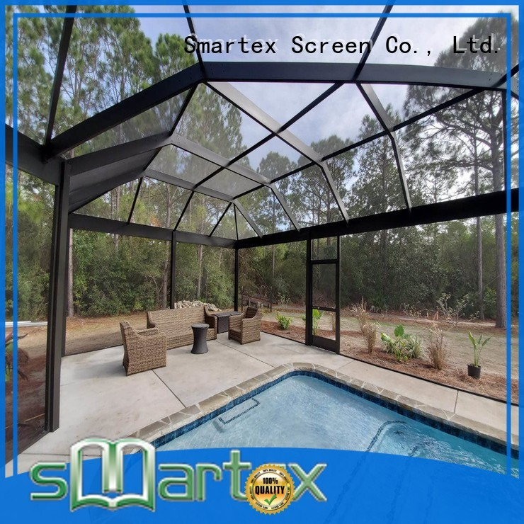 cost-effective sliding pool enclosure factory