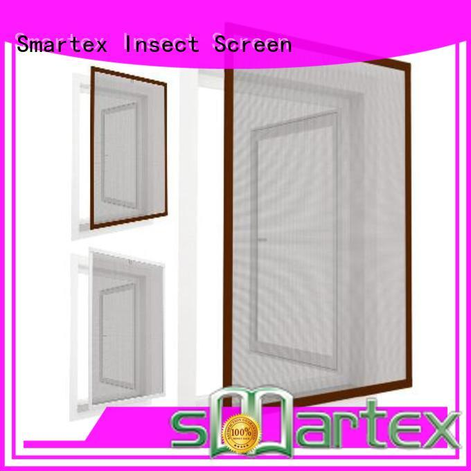 Smartex hot-sale custom window screen frame supply for home depot
