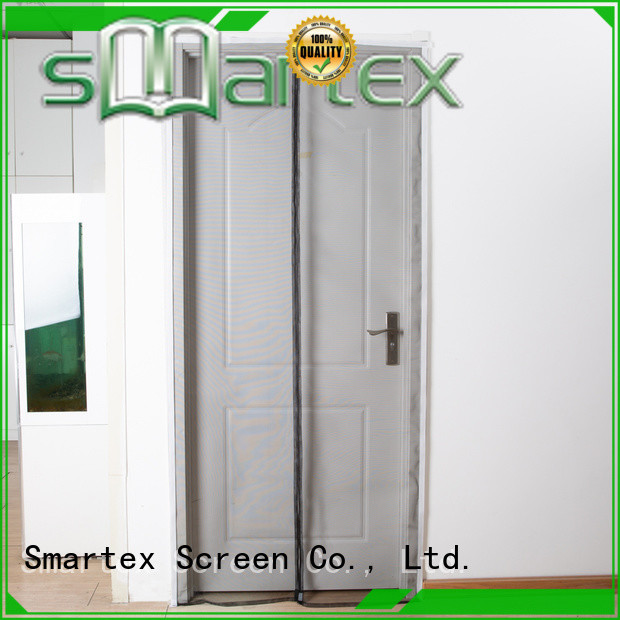 Smartex hot selling best door fly screen supplier for home depot