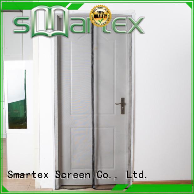 Smartex hot selling best door fly screen supplier for home depot