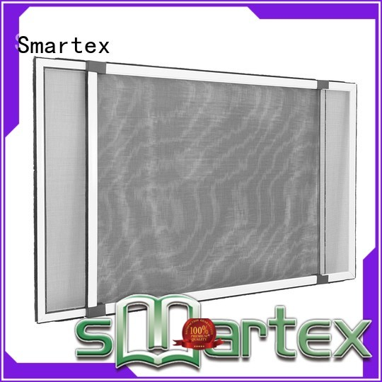 Smartex top selling insect fly screen mesh supplier for home