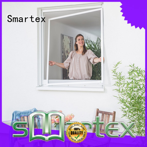 Smartex security screen frame manufacturer for preventing insects