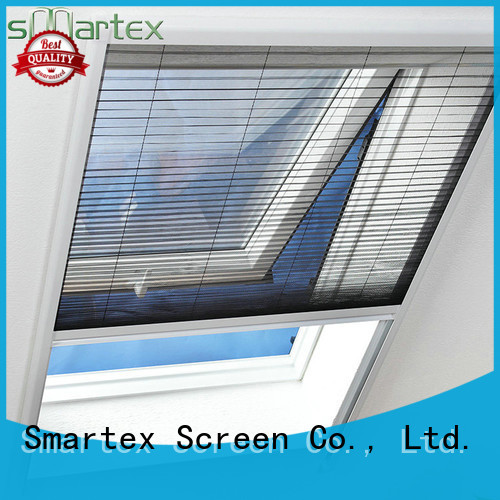 Smartex pleated screen supplier for home depot